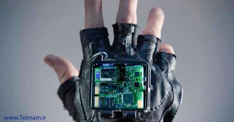 طراحی دستکش برای کنترل دوباره دست فلج شده ناشی از سکته مغزی توسط دانشگاه استنفورد آمریکا